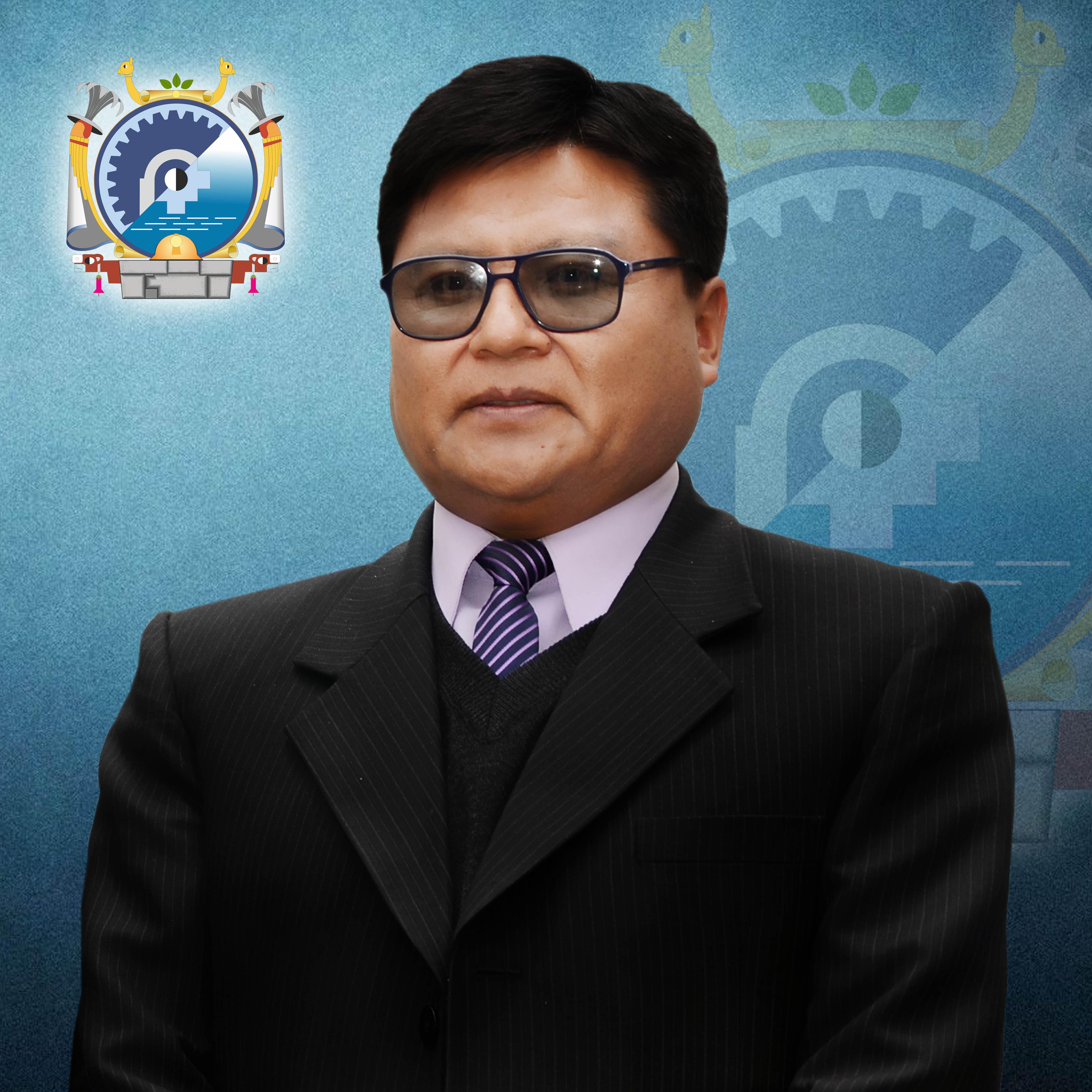 Prof. Agustin, LUQUE CHAYÑA