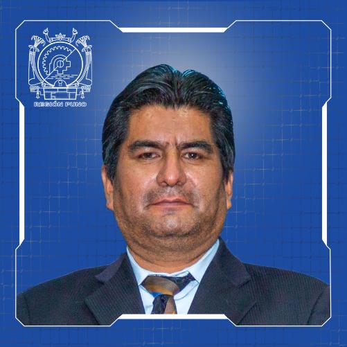 Arq. Juan Carlos, CACERES OLAZO JARA