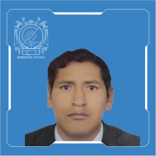 CPC. Fredy Wilber, GAUNA LARICO