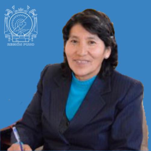Ing. Guillermina, CAÑAPATAÑA LARICO