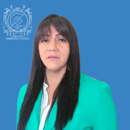 Ing. Zuleyka, PALACIOS CANO