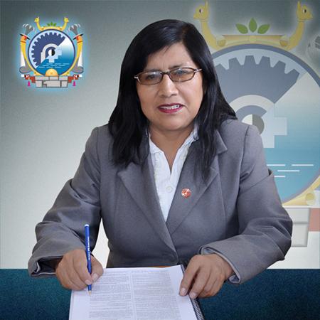 Ing. Elisa, MAMANI MAYTA