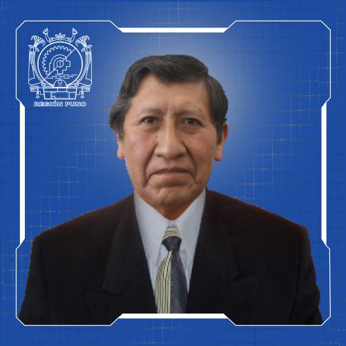 Ing. Antonio, MAMANI ARIAS
