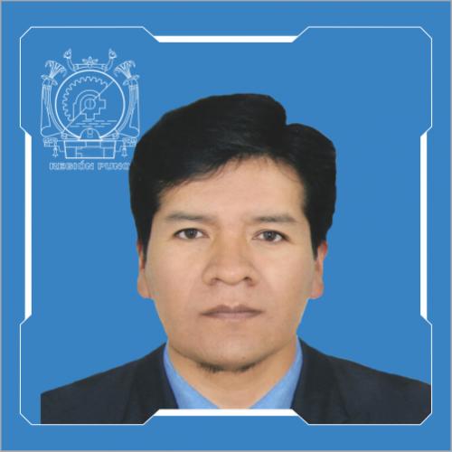 Ing. Percy Jesus, ESPINOZA CALSÍN