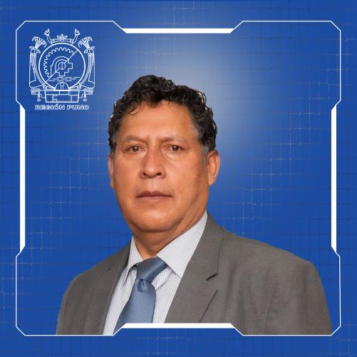 Ing. Wilfredo Marcelino, MENENDEZ COAQUIRA