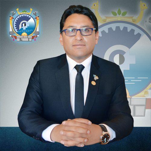 Mg. Sc. MVZ. Juan Paúl, CASTILLO PACA