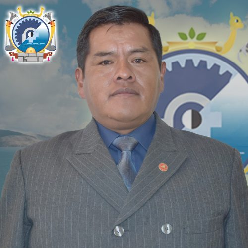 Ing. Justiniano Edwin, RODRIGUEZ FLORES