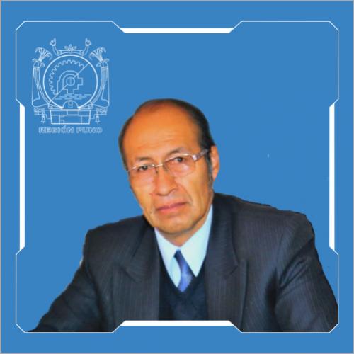 Lic. Gerardo, CHURA ABARCA