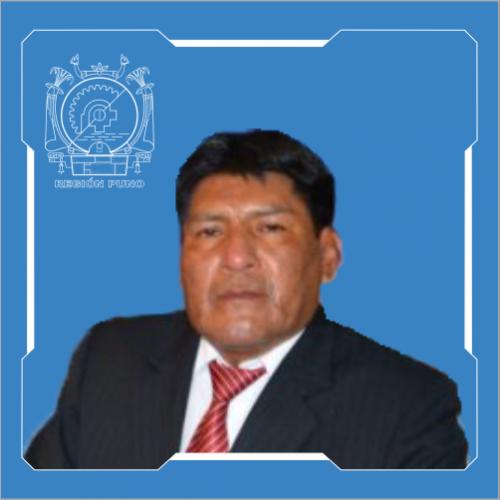 M.V.Z. Javier Wilfredo, TICONA SALAZAR