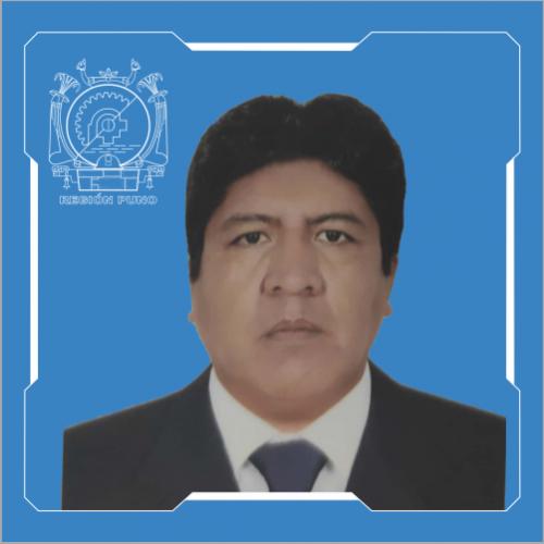 MVZ. Alfredo Angel, CERDA VASQUEZ