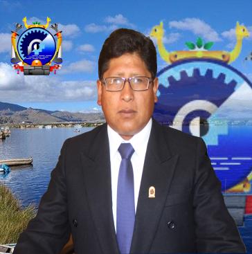 Ing. Wilber Fernando, CAYRO ROJAS