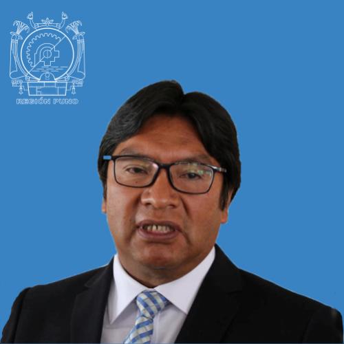Prof. Mario Fernando, BENAVENTE LLERENA
