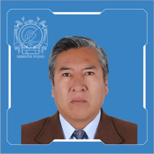 Prof. Hugo Didi, APAZA QUISPE