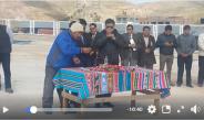 REINICIO DE TRABAJOS EN LA OBRA «MEJORAMIENTO DEL ESTADIO CESAR RAUL CARRERA DE #AZANGARO».