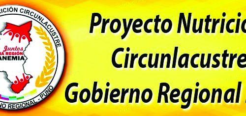 Proyecto Nutrición Circunlacustre