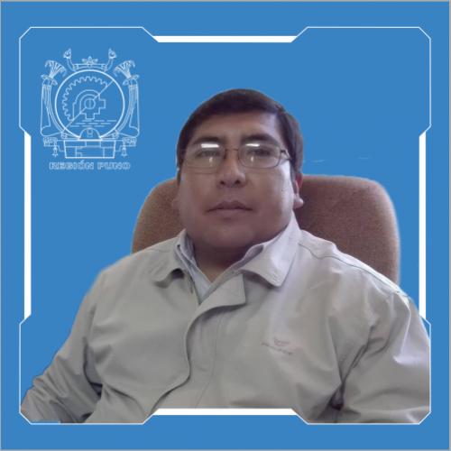 Abog. Nestor Adolfo, AVENDAÑO NINA
