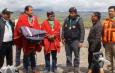 """""""VIABILICEMOS PROYECTOS DE DEFENSAS RIBEREÑAS"""": DIJO MINISTRO DE VIVIENDA EN LAMPA Y HUANCANÉ"""