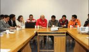 ANTE AMENAZA DE CORONAVIRUS: AUTORIDADES PARTICIPAN DE REUNIÓN INFORMATIVA Y DE GESTIÓN
