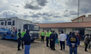 REFUERZAN CONTROL POLICIAL Y VIGILANCIA SANITARIA EN IMATA, RUTA AREQUIPA – JULIACA